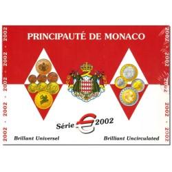 Monaco BU-Set 2002 - Aanbieding: NU van € 450,- tijdelijk voor € 275,- !
