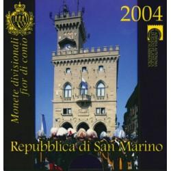 San Marino BU-Set 2004