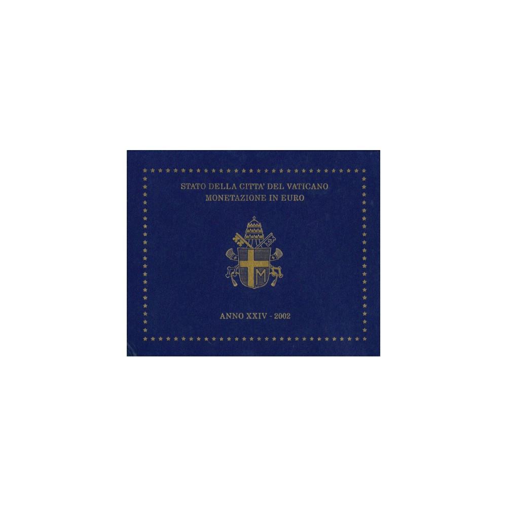 Vaticaan BU-Set 2002