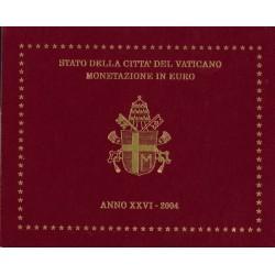 Vaticaan BU-Set 2004