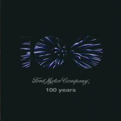 Belgie 100 jaar Ford speciaalset 2003
