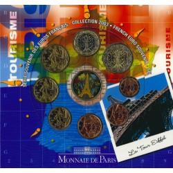 Frankrijk Tourismeset 2003