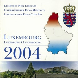 Luxemburg Speciaalset 2004 incl. 2 commemorative 2004