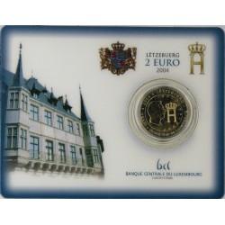 Luxemburg speciale 2 euromunten 2004 in blister