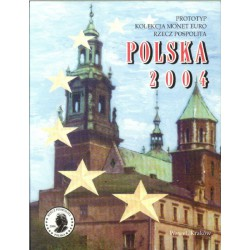 Polen blister 1c t/m 2 E 2004