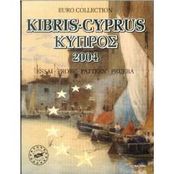 Cyprus blister 1c t/m 2 E 2004