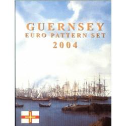 Guernsey blister 1c t/m 2 E 2004