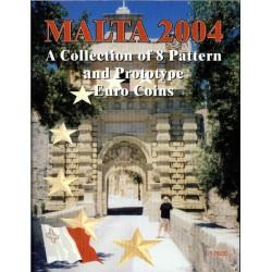 Malta blister 1c t/m 2 E 2004