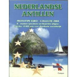 Nederlandse Antillen blister 1c t/m 2 E 2004
