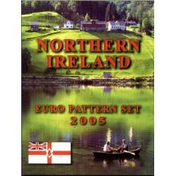 Noord Ierland blister 1c t/m 2 E 2005