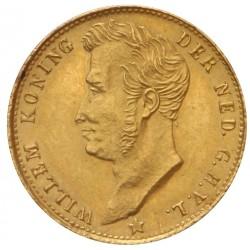 Koninkrijksmunten Nederland 5 gulden 1827B