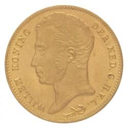 Koninkrijksmunten Nederland 10 gulden 1828 B