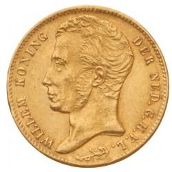 Koninkrijksmunten Nederland 10 gulden 1830/1824