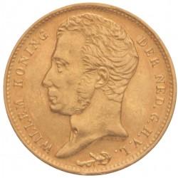 Koninkrijksmunten Nederland 10 gulden 1832 U
