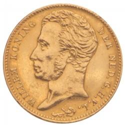 Koninkrijksmunten Nederland 10 gulden 1840 U