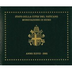 Vaticaan BU-Set 2005