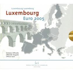 Luxemburg BU-Set 2005