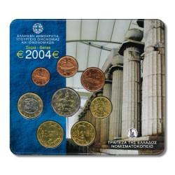 Griekenland BU-Set 2004