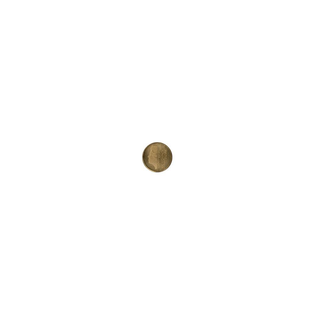 Koninkrijksmunten Nederland 5 gulden 1989
