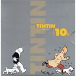 België 10 euro 2004 'Kuifje'