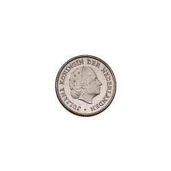 Koninkrijksmunten Nederland 10 cent 1951