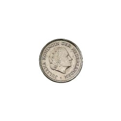 Koninkrijksmunten Nederland 10 cent 1956