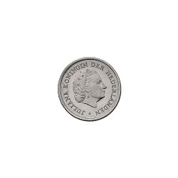 Koninkrijksmunten Nederland 10 cent 1964