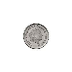 Koninkrijksmunten Nederland 10 cent 1966