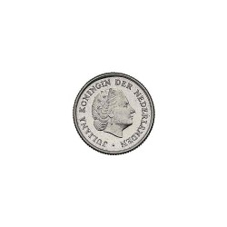 Koninkrijksmunten Nederland 10 cent 1967
