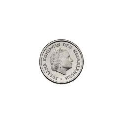 Koninkrijksmunten Nederland 10 cent 1968