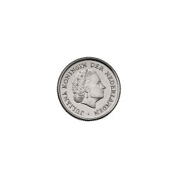 Koninkrijksmunten Nederland 10 cent 1969 vis
