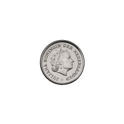 Koninkrijksmunten Nederland 10 cent 1969 haan