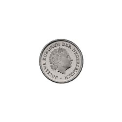 Koninkrijksmunten Nederland 10 cent 1974