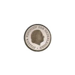 Koninkrijksmunten Nederland 25 cent 1974