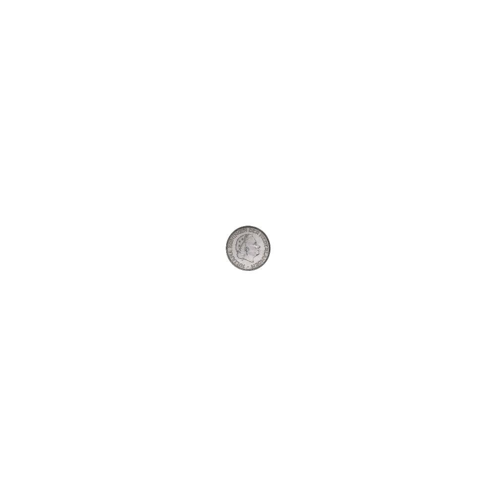 Koninkrijksmunten Nederland 2½ gulden 1960