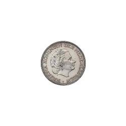 Koninkrijksmunten Nederland 2½ gulden 1964