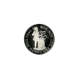 Koninkrijksmunten Nederland Zilveren dukaat 1989