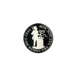 Koninkrijksmunten Nederland Zilveren dukaat 1992