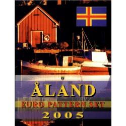 Aland blister 1c t/m 2 E 2005