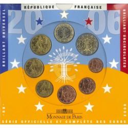 Frankrijk BU-Set 2006
