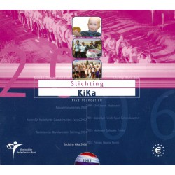 Nederland BU-Set Goede Doelen 2006 'Stichting KiKa'