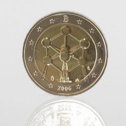 Belgie  2 euro 2006 'Atomium'