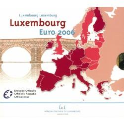Luxemburg BU-Set 2006