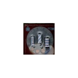 San Marino Mini Kit 2006 In de blister zijn rollen 1,2 en 5 cent verwerkt.