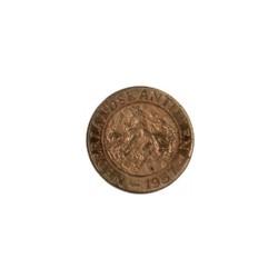 Nederlandse Antillen 1 cent 1957