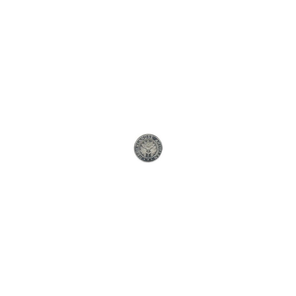 Nederlandse Antillen 1 cent 2002