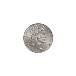 Koninkrijksmunten Nederland 3 gulden 1831/1824 streepje