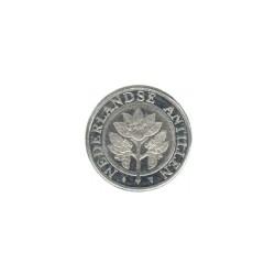 5 cent Nederlandse Antillen Beatrix 2002