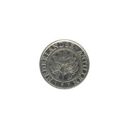 Nederlandse Antillen 25 cent 1996