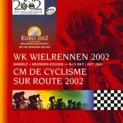 Belgie Wielrennen speciaalset 2002